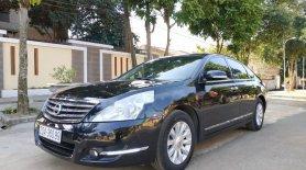 Cần bán gấp Nissan Teana 2011, màu đen, xe nhập chính hãng giá 450 triệu tại Thanh Hóa