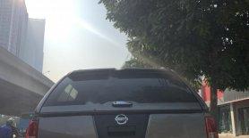 Bán Nissan Navara sản xuất 2014, màu xám, nhập khẩu Thái số sàn giá 375 triệu tại Hà Nội