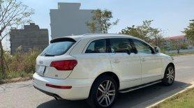 Bán Audi Q7 2009, màu trắng, nhập khẩu, giá chỉ 699 triệu giá 699 triệu tại Tp.HCM