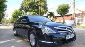 Bán Nissan Teana 2.0 AT đời 2011, màu đen, nhập khẩu như mới giá 450 triệu tại Thanh Hóa