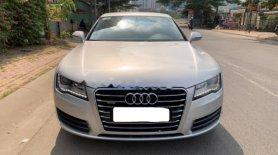Cần bán gấp Audi A7 đời 2012, màu bạc, nhập khẩu giá 1 tỷ 180 tr tại Tp.HCM