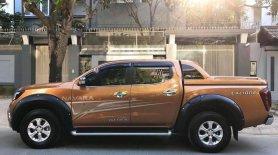 Bán Nissan Navara EL Premium R năm sản xuất 2019, màu vàng, nhập khẩu  giá 610 triệu tại Hà Nội