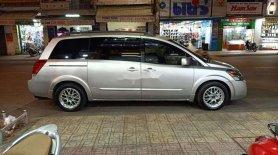 Bán Nissan Quest sản xuất năm 2008, màu bạc, nhập khẩu nguyên chiếc giá 275 triệu tại Quảng Nam