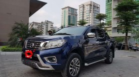 Bán Nissan Navara 2018, màu xanh lam, nhập khẩu, số tự động giá 670 triệu tại Hà Nội
