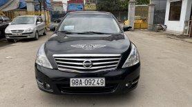 Cần bán Nissan Teana năm sản xuất 2010, màu đen, nhập khẩu nguyên chiếc  giá 379 triệu tại Hải Phòng