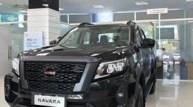 Cần bán xe Nissan Navara VE đời 2021, màu đen, nhập khẩu nguyên chiếc giá 748 triệu tại Hà Nội