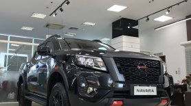 Bán Nissan Navara VE đời 2021, màu đen, nhập khẩu giá 748 triệu tại Hà Nội