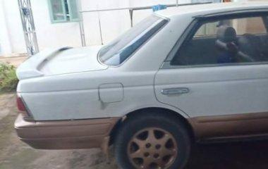 Bán xe Nissan 100NX đời 1992, màu trắng số tự động