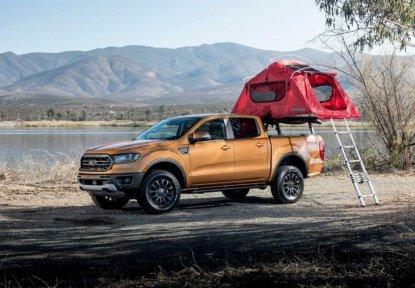 Đánh giá xe Ford Ranger 2019: Vẫn tiếp tục là ông hoàng phân khúc bán tải